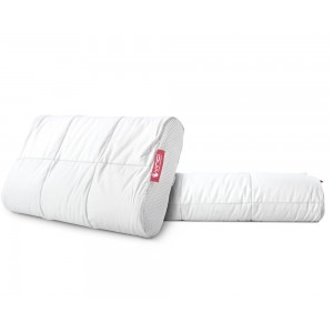 Vinci Down Deluxe Contour Pillow White