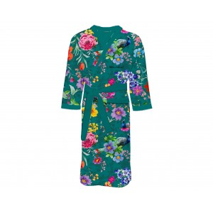 Bathrobe Trisia Green