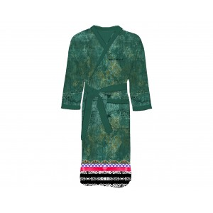 Bathrobe Zelia Green