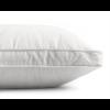 300 Count Satin Box Pillow Cream #1