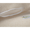 Natural Latex Anatomic Pillow Cream #5