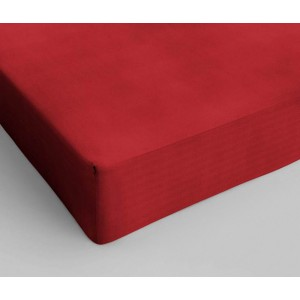 Dreamhouse Bedding Katoen Hoeslaken Red
