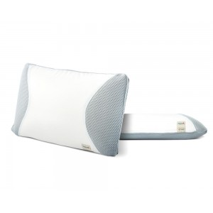 Athlete Ergo Pillow White