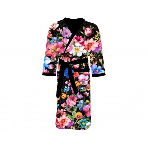 Bathrobe Maryan Black