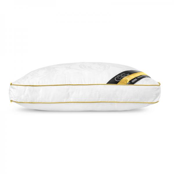 Jacquard Pillow Gold #1