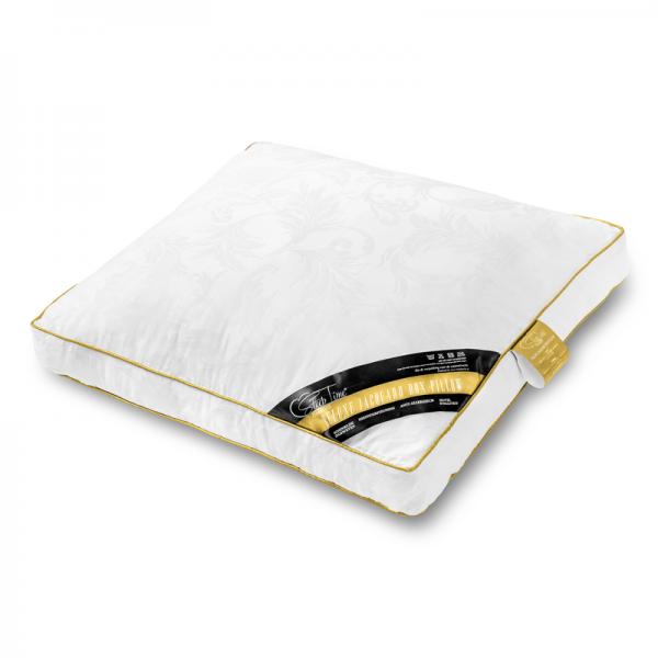 Jacquard Pillow Gold #2