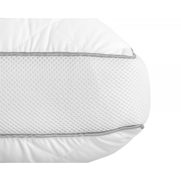 3D Air Eco Down Box Pillow White #4