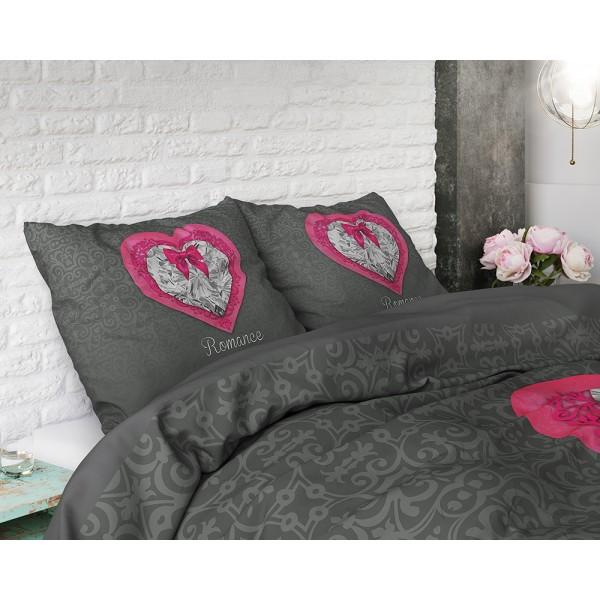 Romance Heart Anthracite #2