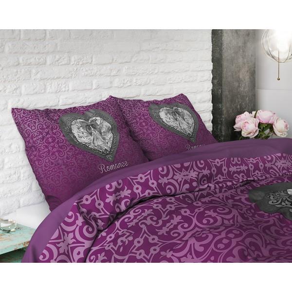 Romance Heart Purple #2