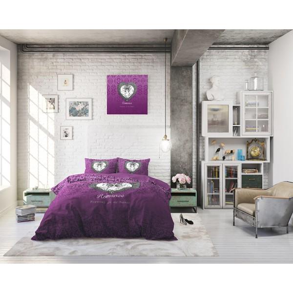Romance Heart Purple #3