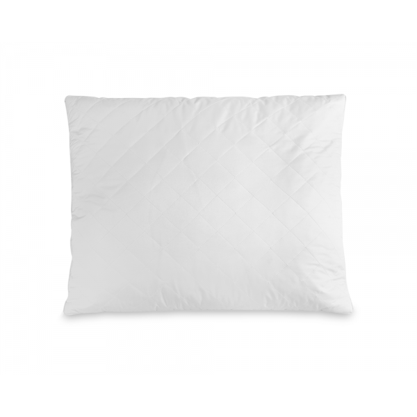 Deluxe Comfort 100% Feather Pillow White #1